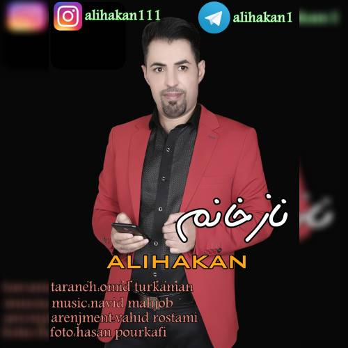 علی هاکان - ناز خانیم